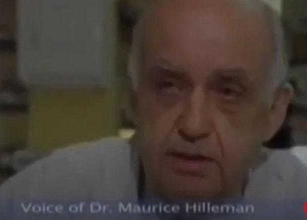 Dr, Maurice Hilleman