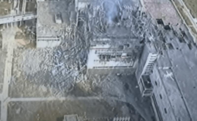 Atomkraftwerk Tschernobyl 1986