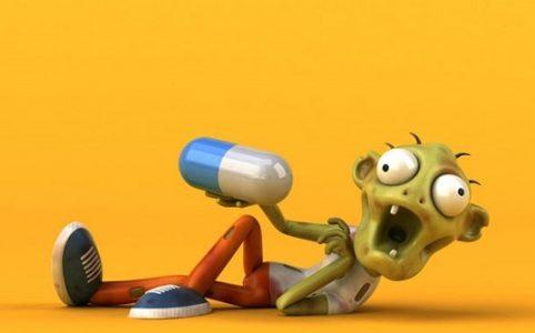 Medikamente Zombie