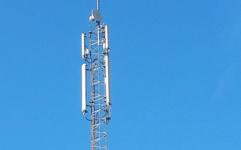 Handymast für Mobilfunk