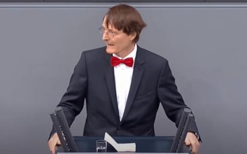 Karl Lauterbach zur Homöopathie