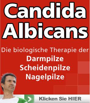 Buch: Die biologische Therapie des Candida Albicans