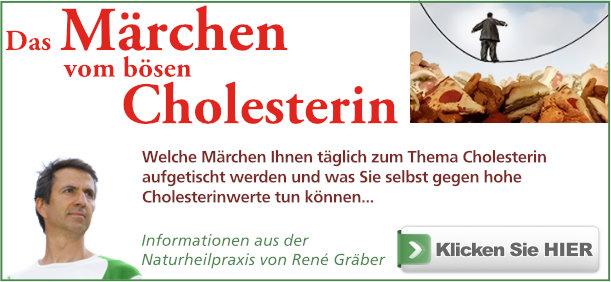 Buch: Cholesterin Märchen