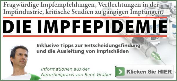 Buch: Die Impf-Epidemie von René Gräber