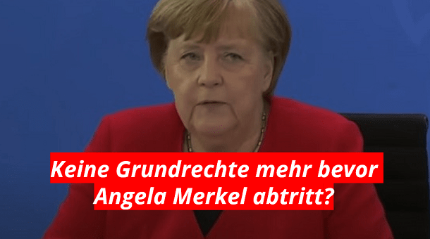 Merkel und Grundrechte