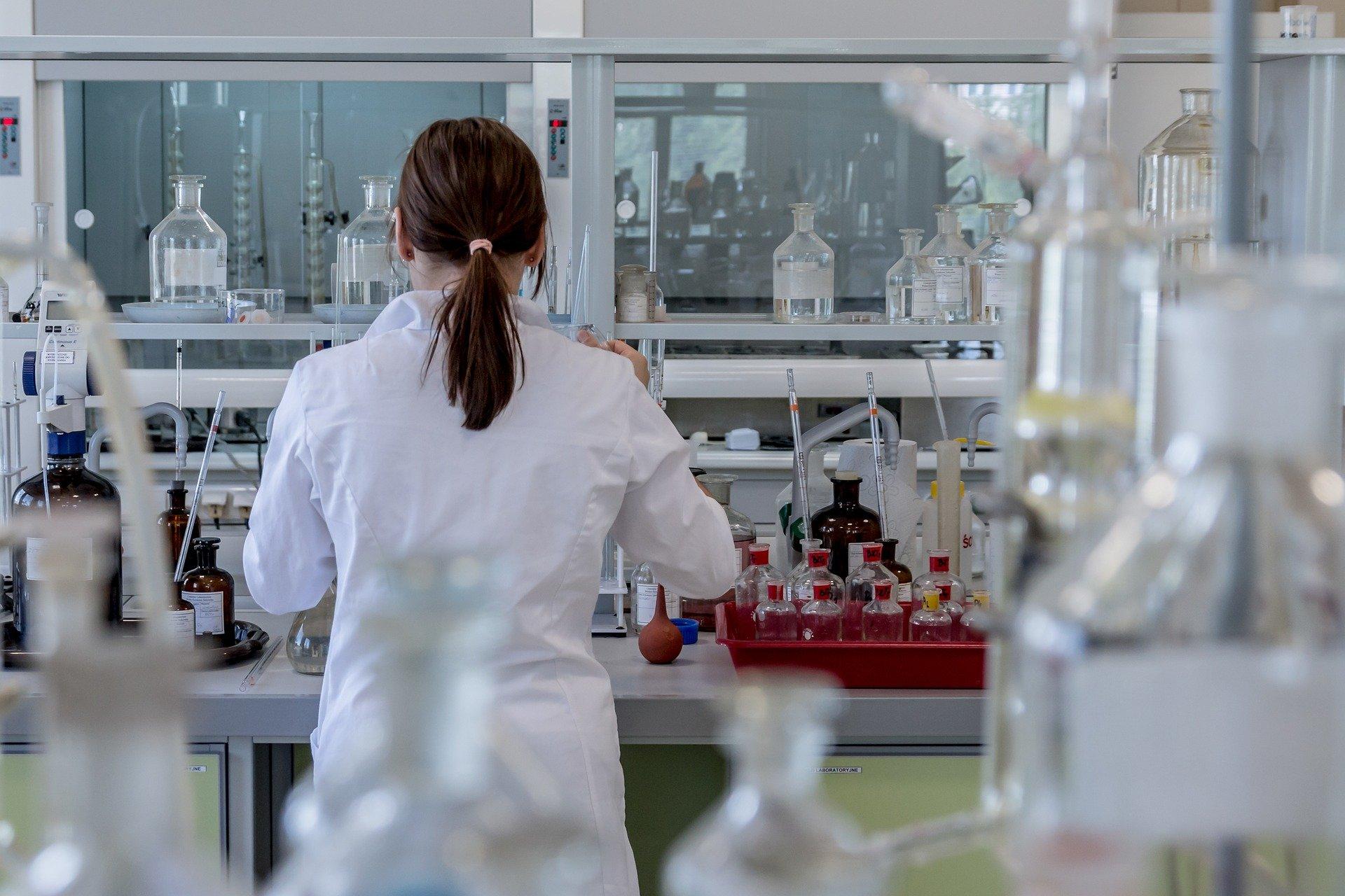 Labor Untersuchung